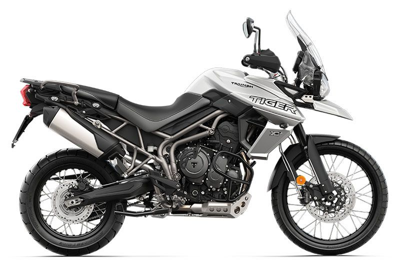 2019 Triumph Tiger 800 XCa in Goshen, New York