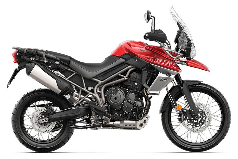 2019 Triumph Tiger 800 XCa in Bakersfield, California