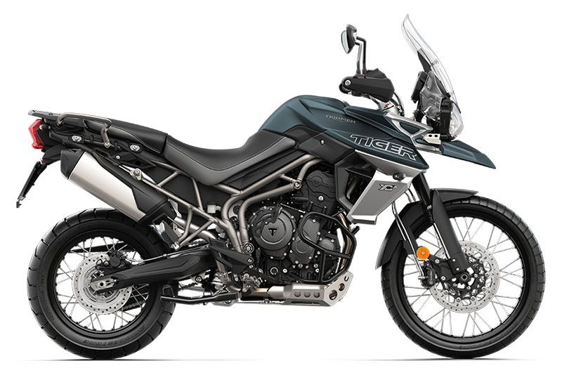 2019 Triumph Tiger 800 XCa in Belle Plaine, Minnesota