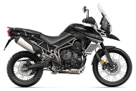 2019 Triumph Tiger 800 XCx in Iowa City, Iowa