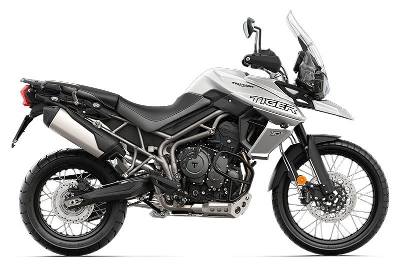 2019 Triumph Tiger 800 XCx in Belle Plaine, Minnesota