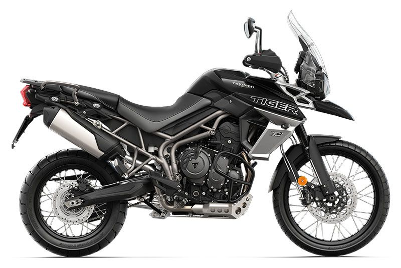 2019 Triumph Tiger 800 XCx in Katy, Texas