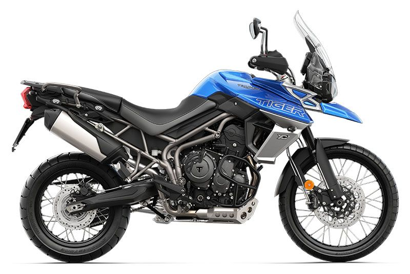 2019 Triumph Tiger 800 XCx in Greenville, South Carolina