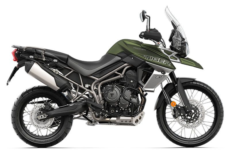 2019 Triumph Tiger 800 XCx in Enfield, Connecticut