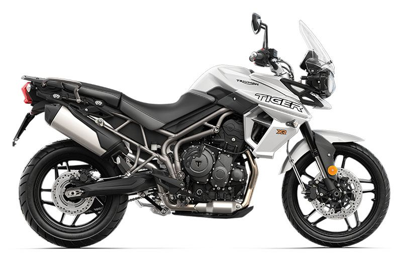 2019 Triumph Tiger 800 XR in Shelby Township, Michigan