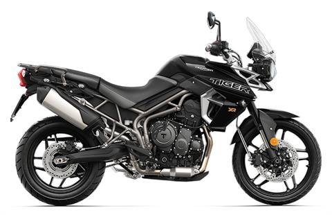 2019 Triumph Tiger 800 XR in Kingsport, Tennessee