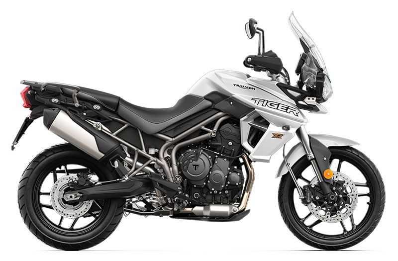 2019 Triumph Tiger 800 XRt in Port Clinton, Pennsylvania
