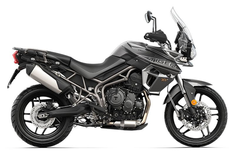 2019 Triumph Tiger 800 XRt in Norfolk, Virginia