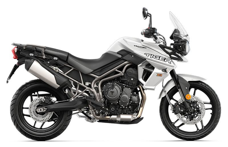 2019 Triumph Tiger 800 XRx in Mooresville, North Carolina