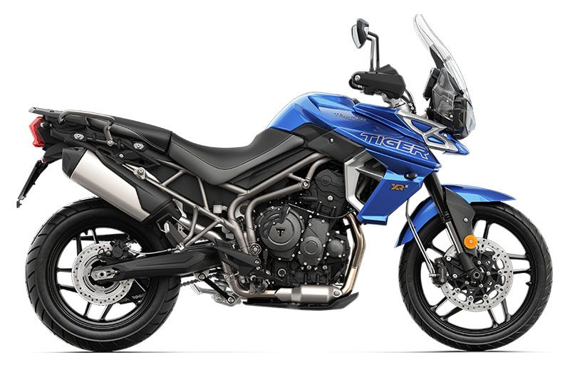 2019 Triumph Tiger 800 XRx in Shelby Township, Michigan