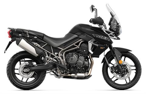 2019 Triumph Tiger 800 XRx in Greensboro, North Carolina