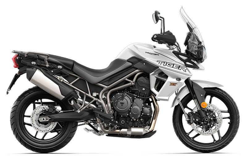 2019 Triumph Tiger 800 XRx Low in Saint Charles, Illinois