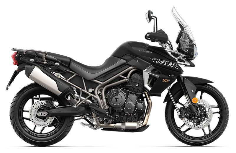2019 Triumph Tiger 800 XRx Low in Greenville, South Carolina