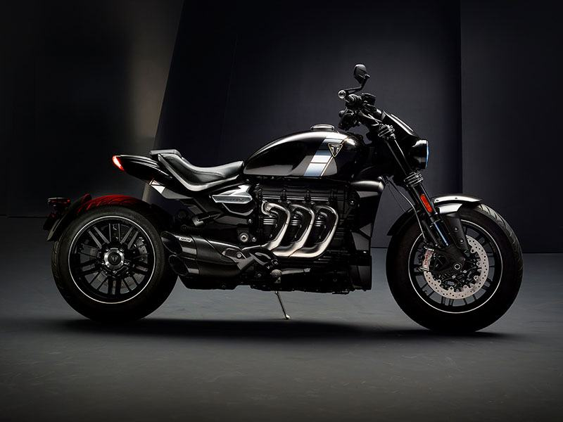 2019 Triumph Rocket 3 TFC in Shelby Township, Michigan - Photo 2