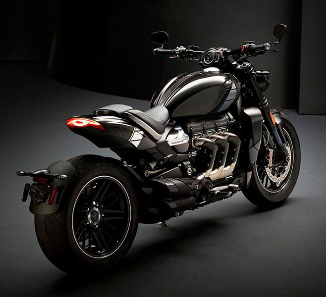 2019 Triumph Rocket 3 TFC in Shelby Township, Michigan - Photo 3