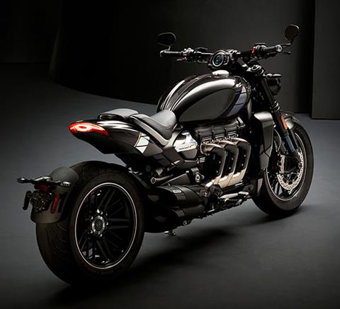 2019 Triumph Rocket 3 TFC in Kingsport, Tennessee - Photo 3