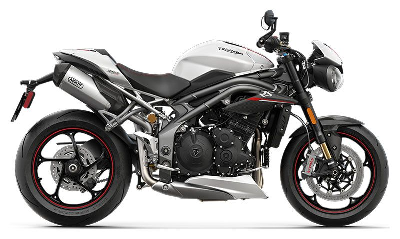 2019 Triumph Speed Triple RS in Dubuque, Iowa