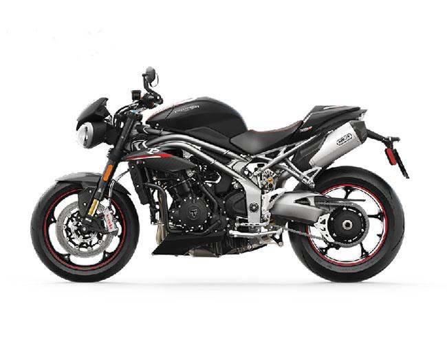 2019 Triumph Speed Triple RS in Cleveland, Ohio