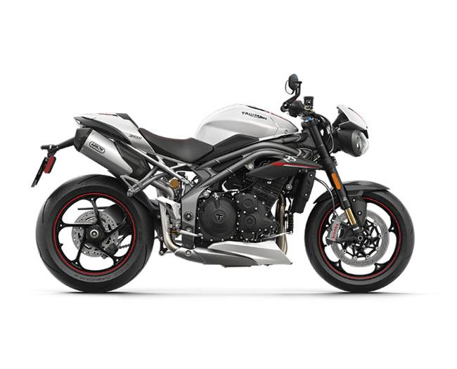 2019 Triumph Speed Triple RS in Frederick, Maryland