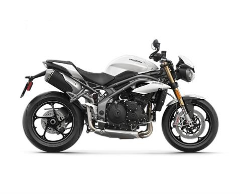 2019 Triumph Speed Triple S in Dubuque, Iowa