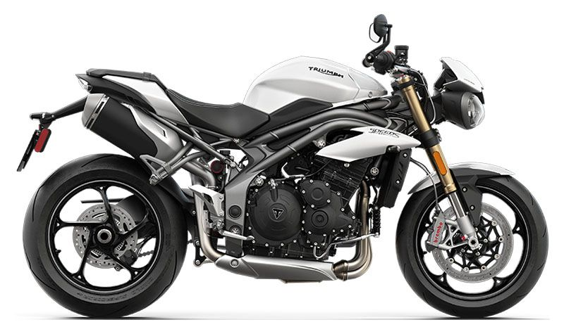 2019 Triumph Speed Triple S in Iowa City, Iowa