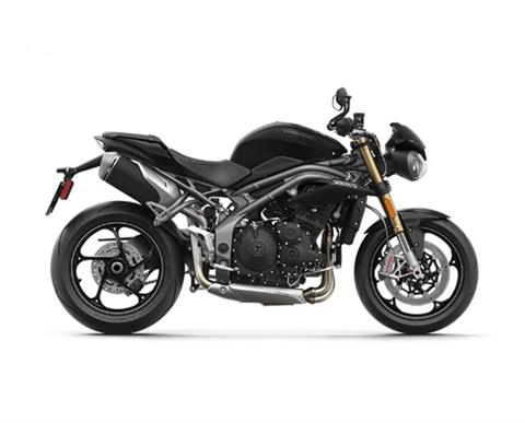 2019 Triumph Speed Triple S in Bakersfield, California