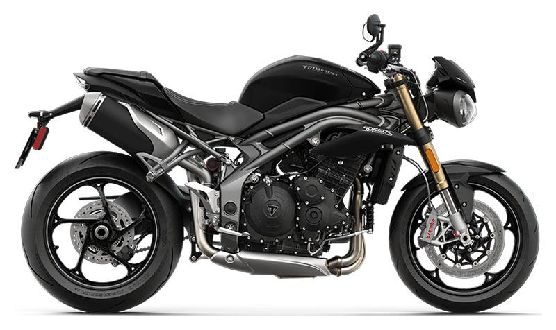 2019 Triumph Speed Triple S in Saint Charles, Illinois