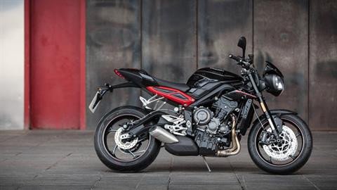 2019 Triumph Street Triple R in Port Clinton, Pennsylvania