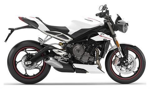 2019 Triumph Street Triple RS in Enfield, Connecticut