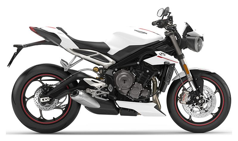 2019 Triumph Street Triple RS in Saint Charles, Illinois