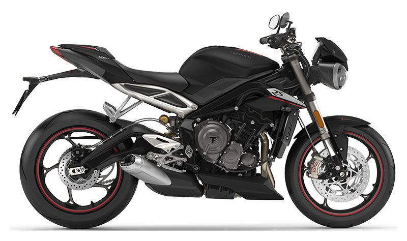 2019 Triumph Street Triple RS in Belle Plaine, Minnesota