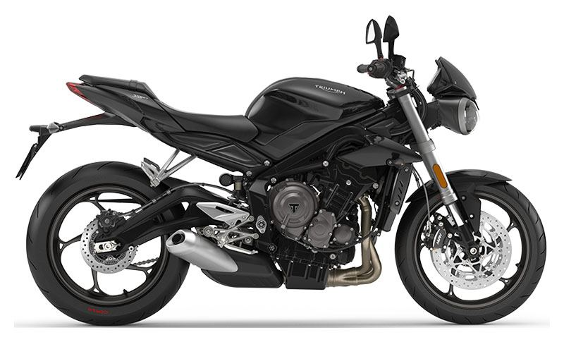 2019 Triumph Street Triple S in Greenville, South Carolina
