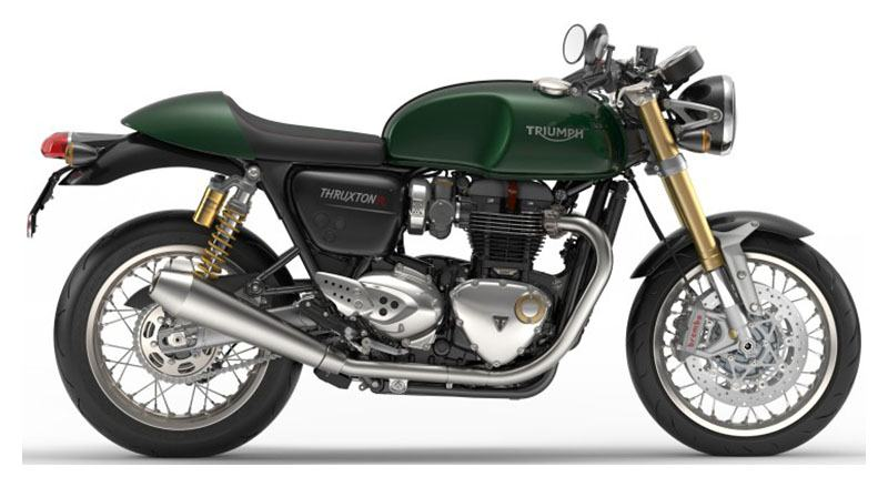 2019 Triumph Thruxton 1200 R in Saint Charles, Illinois