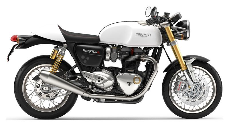 2019 Triumph Thruxton 1200 R in Greensboro, North Carolina