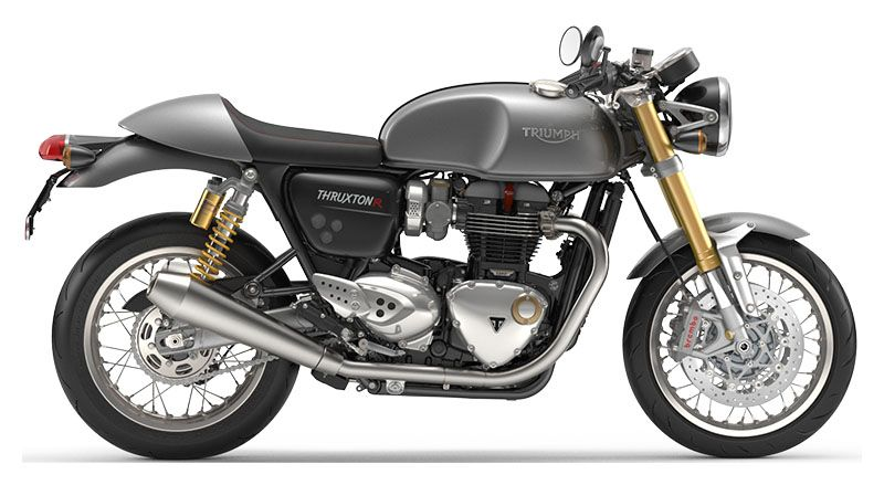2019 Triumph Thruxton 1200 R in San Jose, California