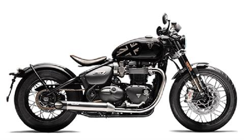 2020 Triumph Bobber TFC in Dubuque, Iowa