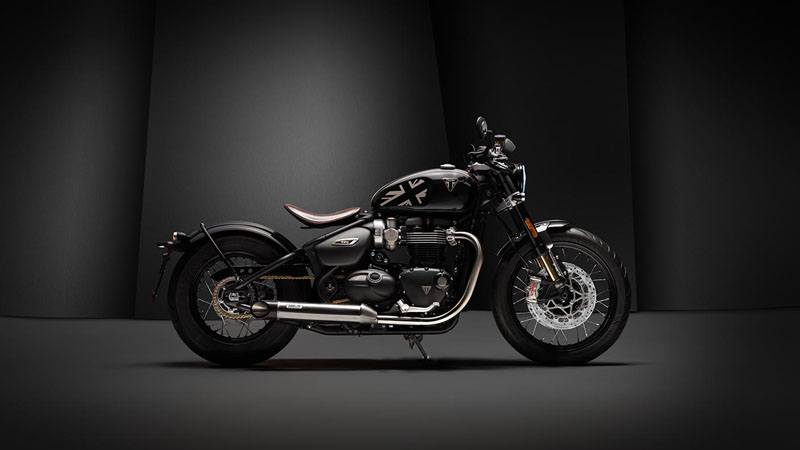 2020 Triumph Bobber TFC in Greenville, South Carolina - Photo 3