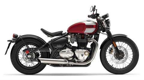 2020 Triumph Bonneville Bobber in Enfield, Connecticut - Photo 1