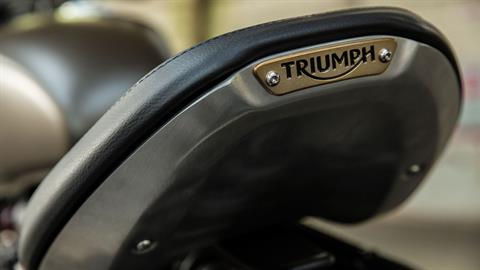 2020 Triumph Bonneville Bobber in Dubuque, Iowa - Photo 3