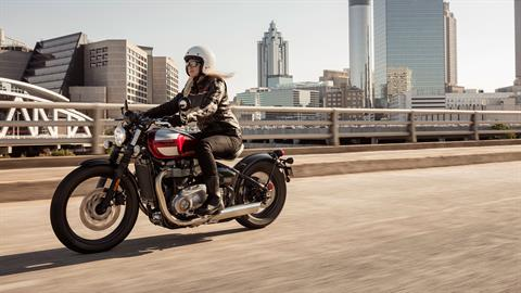 2020 Triumph Bonneville Bobber in Shelby Township, Michigan - Photo 8