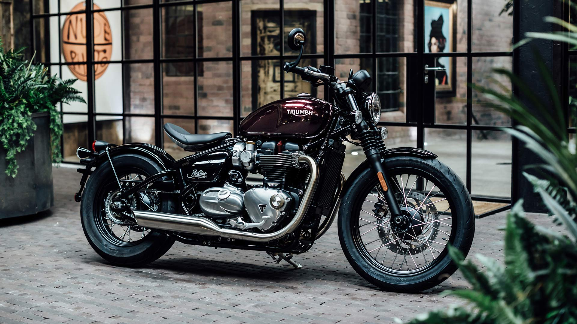 2020 Triumph Bonneville Bobber in Shelby Township, Michigan - Photo 10