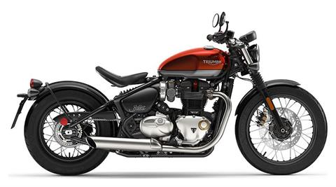 2020 Triumph Bonneville Bobber in San Jose, California - Photo 1