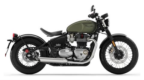 2020 Triumph Bonneville Bobber in New Haven, Connecticut - Photo 1