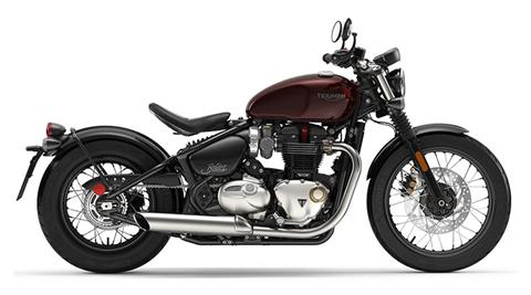 2020 Triumph Bonneville Bobber in Goshen, New York - Photo 1
