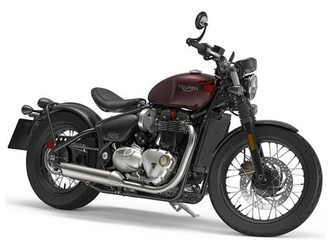 2020 Triumph Bonneville Bobber in Bakersfield, California - Photo 2