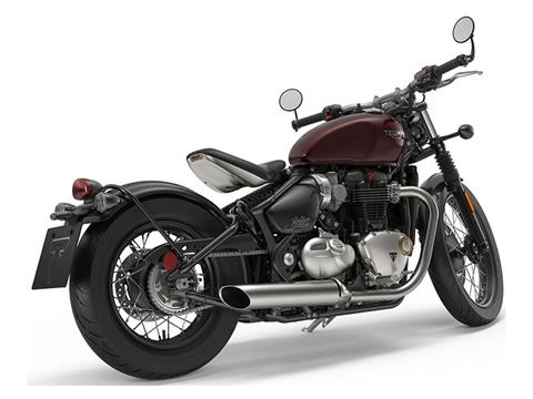 2020 Triumph Bonneville Bobber in Bakersfield, California - Photo 3
