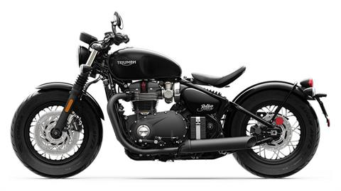 2020 Triumph Bonneville Bobber Black in San Jose, California - Photo 2