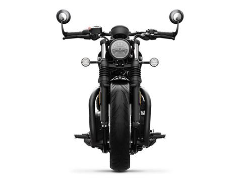 2020 Triumph Bonneville Bobber Black in San Jose, California - Photo 5