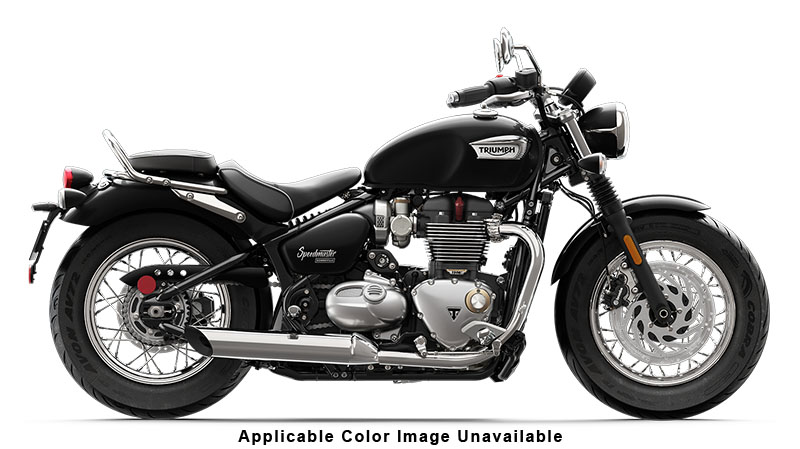 2020 Triumph Bonneville Speedmaster in Greenville, South Carolina - Photo 1