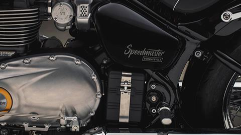 2020 Triumph Bonneville Speedmaster in Saint Louis, Missouri - Photo 5